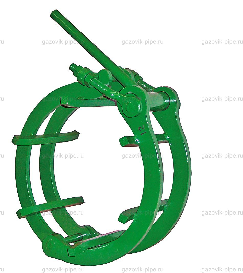 Hand Lever Cage Clamp